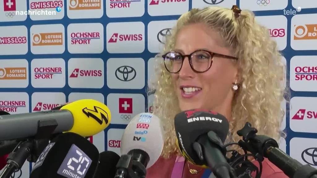 Erfolgreiche Velofahrerinnen sind zurück in der Schweiz