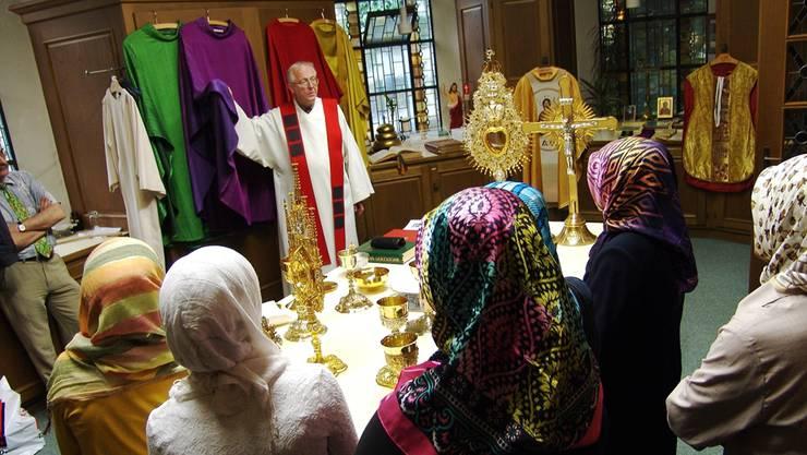 Wenn Religionsgemeinschaften sich austauschen, werden gegenseitige Vorurteile abgebaut.