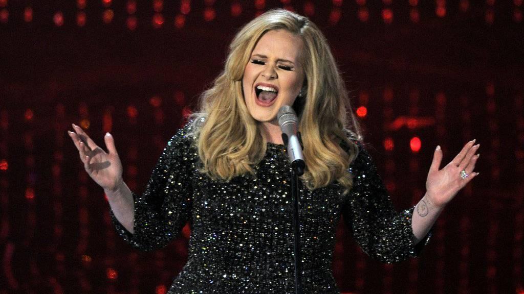 Endlich: Zum ersten Mal kommt Adele in die Schweiz.