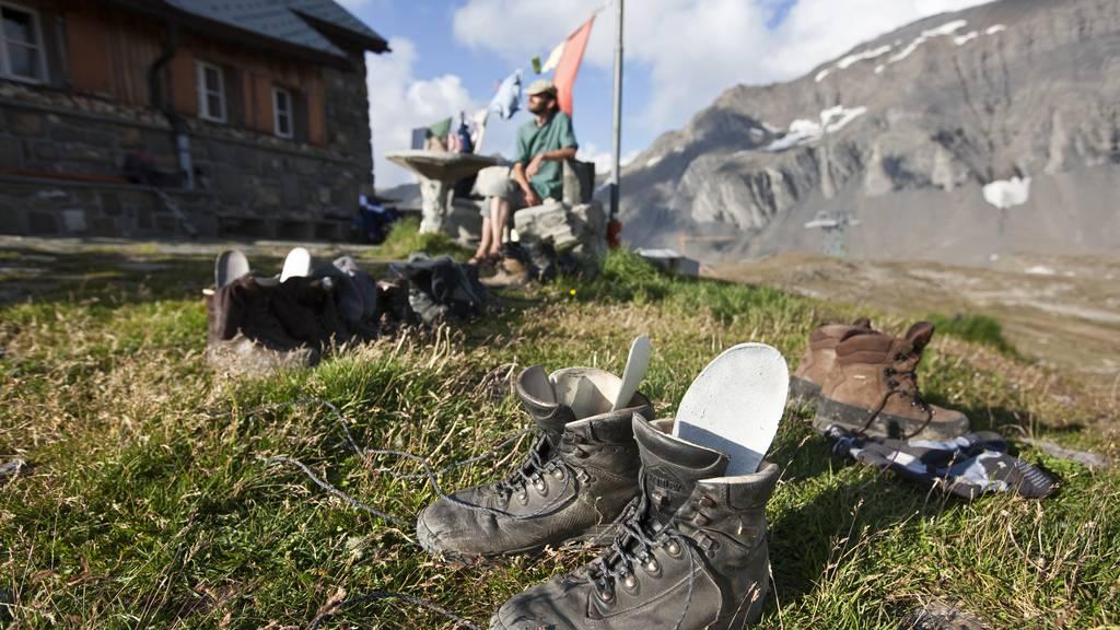 Schwieriger Sommer für SAC-Hütten