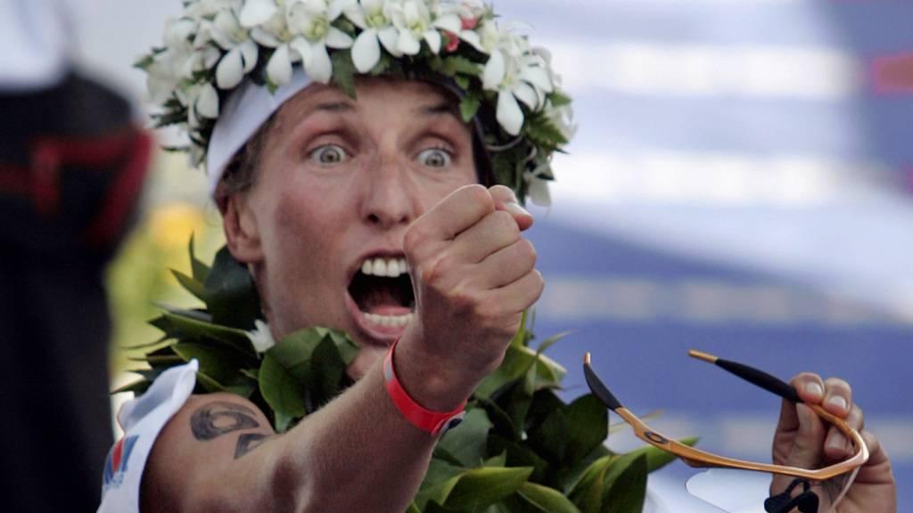 Natascha Badmann gewinnt erste Powerman-Langdistanz-WM