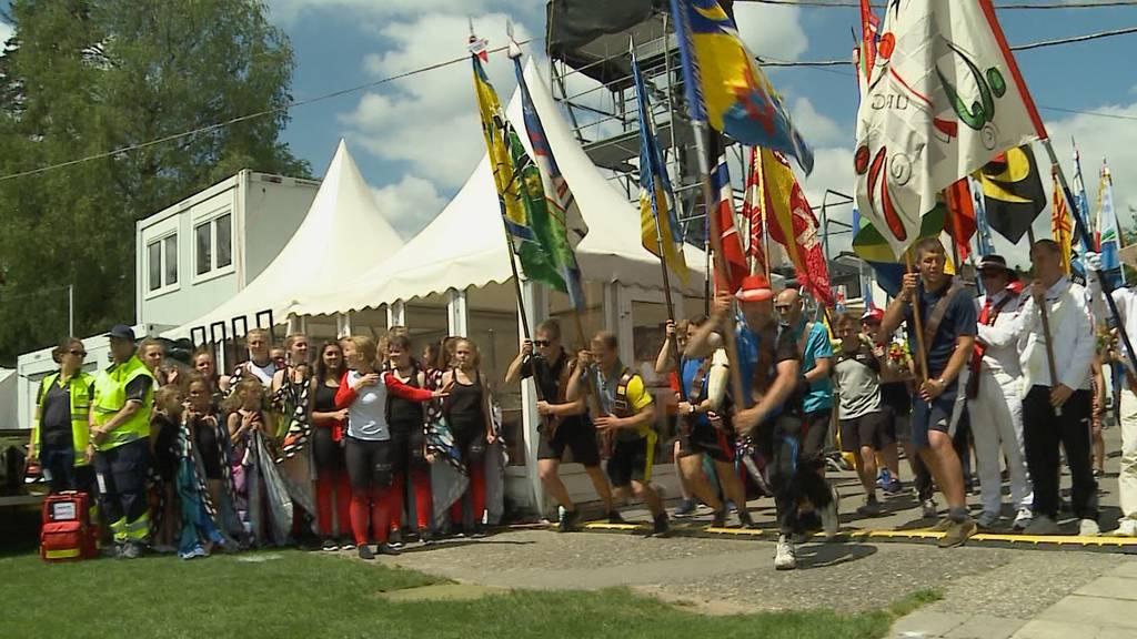 Eidgenössisches Turnfest Aarau: Teil 8