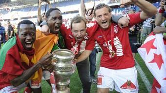 Sion gewinnt den Cupfinal