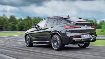 Beeindruckend auf der Strecke, nicht ohne Kompromisse auf der Strasse: Der BMW X4 M Competition.