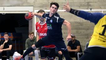 Die Herrenmannschaft der HSG Leimental verlieren ihr letztes Spiel dieser Saison.