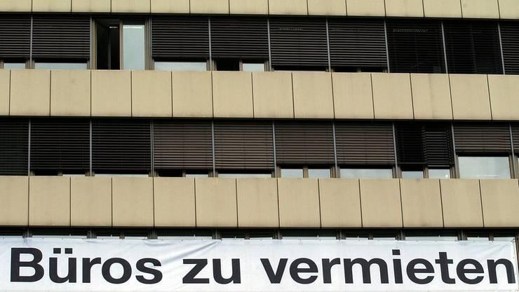 Rund 5 Prozent aller Büros in Zürich stehen leer.