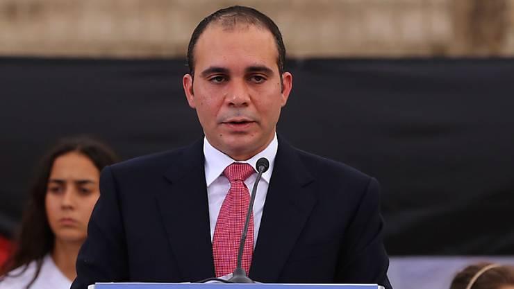 Präsentiert sich als Erneuerer der FIFA: Der jordanische Prinz Ali bin al-Hussein. (Archiv)
