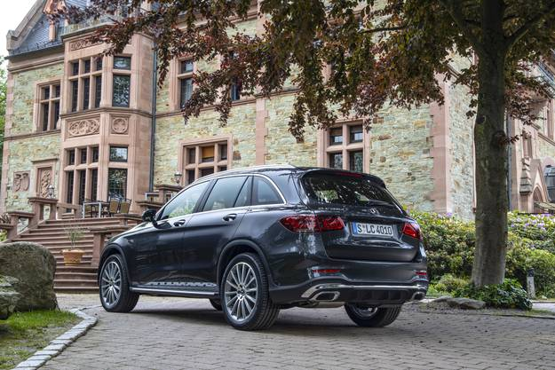 Mercedes-Benz GLC 300d 4MATIC