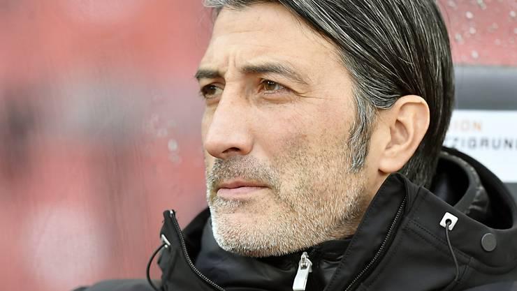 Murat Yakin war zuletzt GC-Trainer