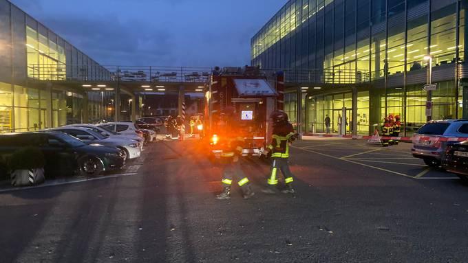 Feuerwehreinsatz in Windisch: Backofen überhitzte