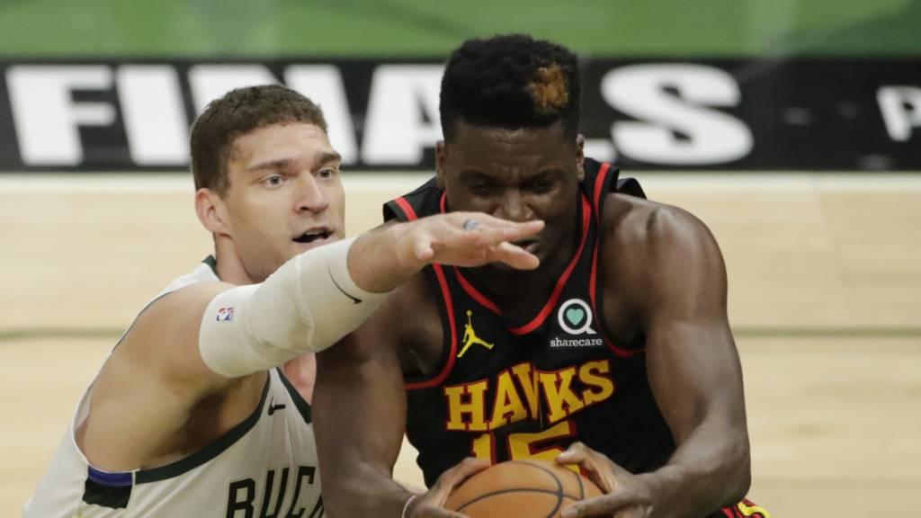 Die Atlanta Hawks kommen unter Druck