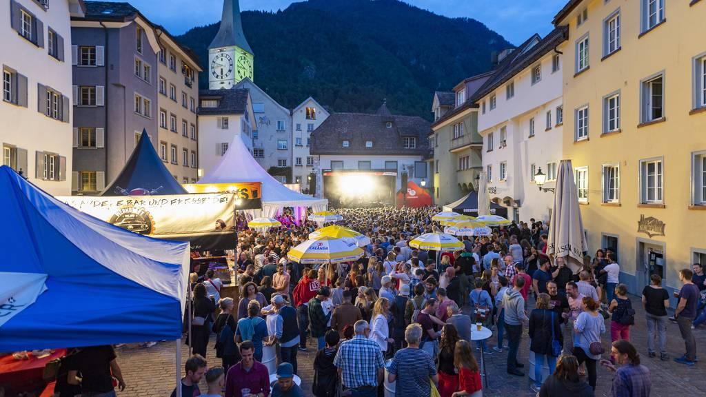 Die Bilder vom Churer-Fest-Samstag