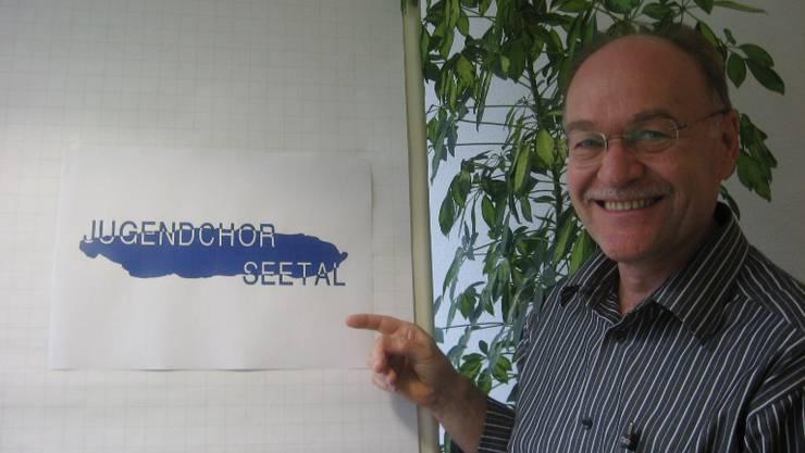 Der Jugendchor Seetal böte Nachwuchs für die Gesangsvereine, ist Ernst Meyer überzeugt.  Foto: mr