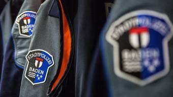 Polizisten der Stadtpolizei Baden hörten Schreie und waren sofort vor Ort.