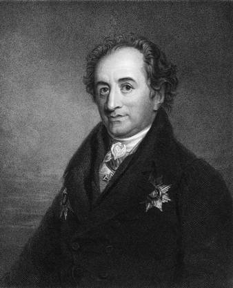 Johann Wolfgang von Goethe Dichter und Naturforscher: «Ich kann in acht Tagen nicht aus Büchern herauslesen, was Humboldt mir in einer Stunde vorträgt.»