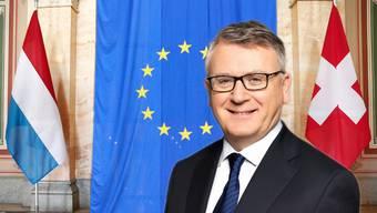 Nicolas Schmit, luxemburgischer Minister für Arbeit und Soziales: «Wir können niemanden zwingen, Grenzgänger zu sein.»