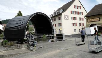 Dorffest in Itingen