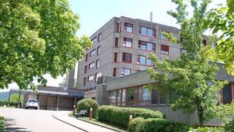 Das Spital Laufenburg (Bild) gehört zum Gesundheitszentrum Fricktal.