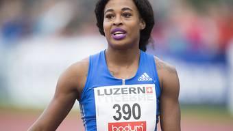 Nach Sieg in Lausanne auch Sieg in Luzern: Sharika Nelvis