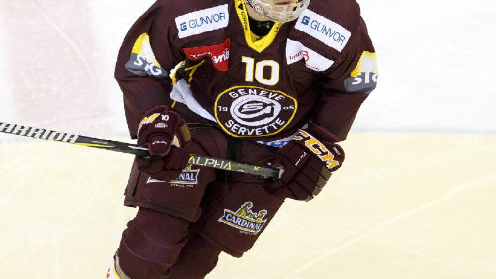 Tommy Wingels war die entscheidende Figur der Genfer gegen Lugano