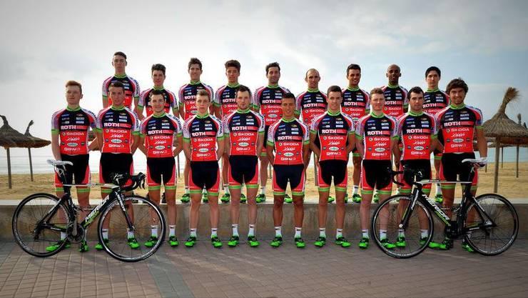 Das Team Roth-Skoda liebäugelt in Portugal mit einem Etappensieg.