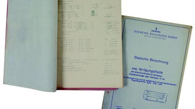 Unter dem Hammer: Original-Dokumente von Oskar Schindler (Archiv)