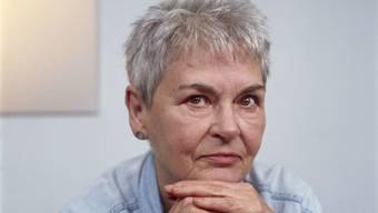 Die Schweizer Schriftstellerin Hanna Johansen feiert am 17. Juni 2019 den 80. Geburtstag. (Archiv)