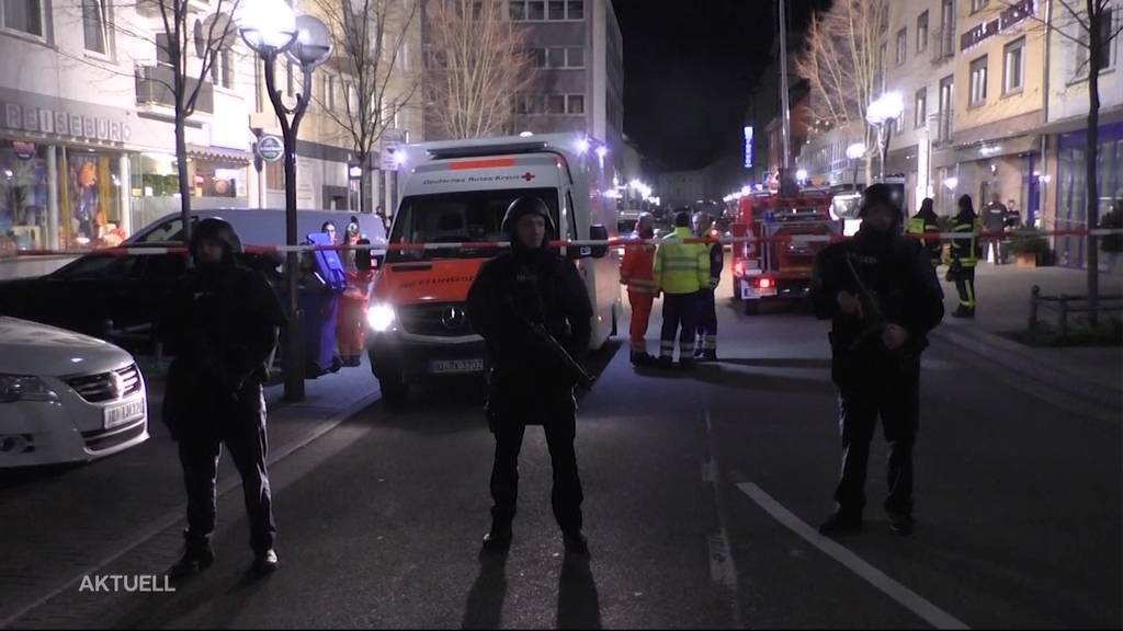 Amoklauf in Hessen fordert mehrere Tote