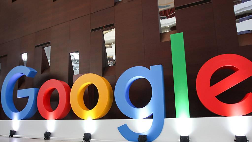 ARCHIV - Ein Google-Logo beim Google Developers Day. Foto: Lu Liang/Imaginechina via ZUMA Press/dpa