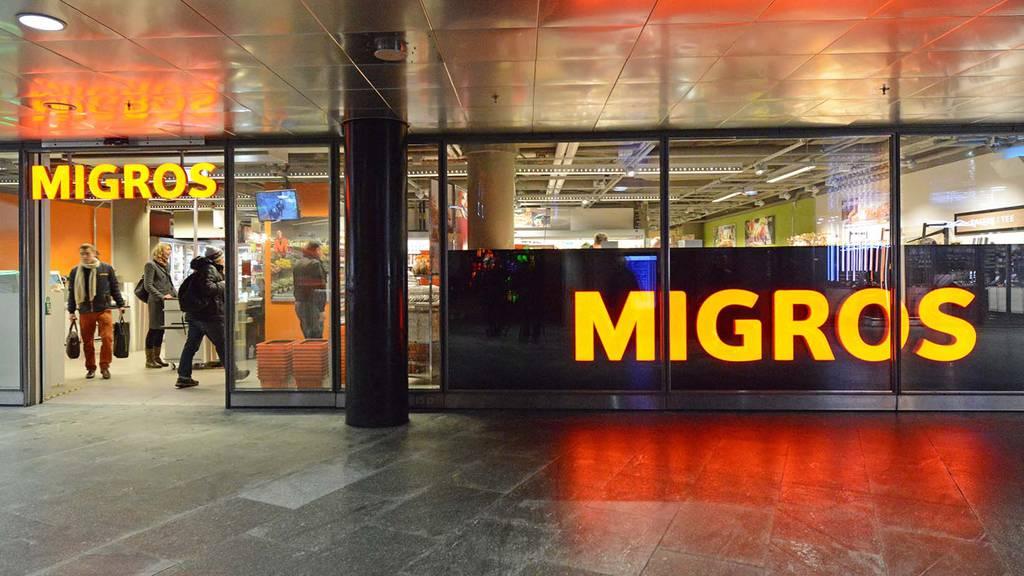 Migros im Bahnhof Luzern bleibt zwei Tage geschlossen
