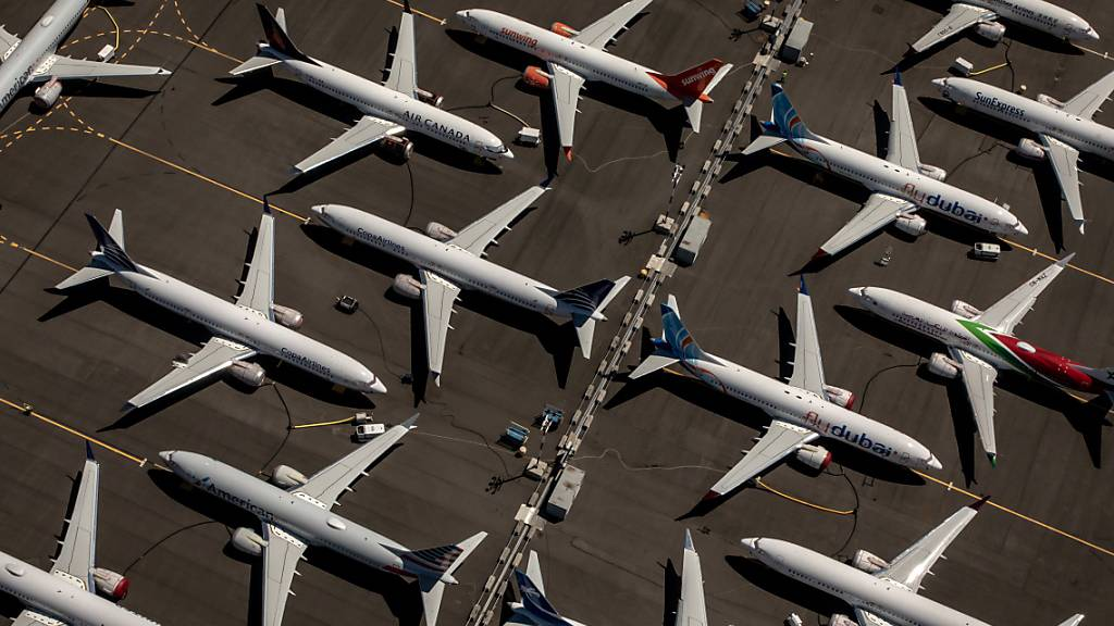 Coronakrise brockt Boeing weiteren Quartalsverlust ein