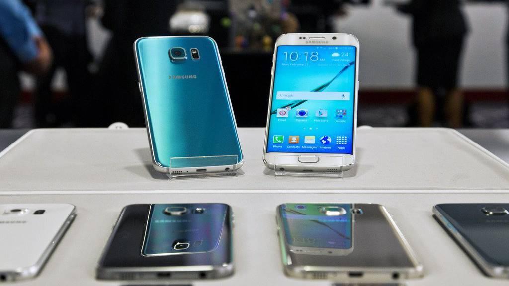 Der weltweite Smartphone-Markt wächst um 15 Prozent.