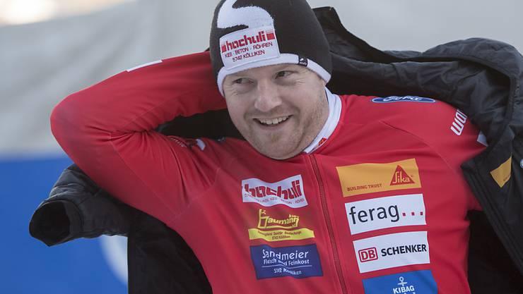Rico Peter holt in Altenberg im Zweierbob eine Top-Ten-Platzierung