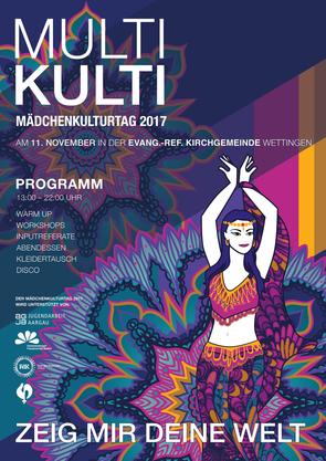 Mädchenkulturtag 2017