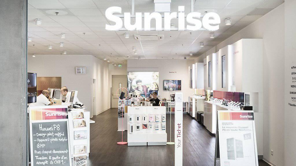 Bald hat jeder noch mehr Geräte - davon will Sunrise profitieren. (Symbolbild).