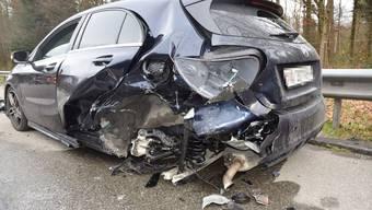 Unfall in Derendingen