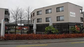 Der Rheinfels Park in Stein wird seit Anfang März als Motel mit Frühstücksbuffet betrieben.