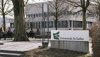 Die Universität St. Gallen (HSG) verhandelt mit dem Bundesland Vorarlberg über einen HSG-Ableger an der Fachhochschule Dornbirn (Archivbild)