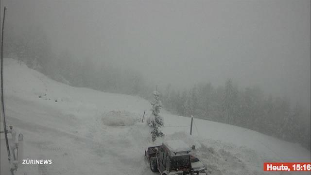 Österreich und Bayern kämpfen weiterhin mit Schnee