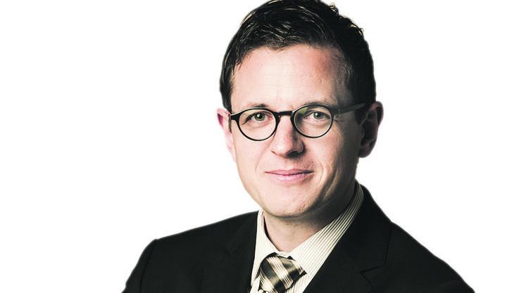 az-Chefredaktor Christian Dorer