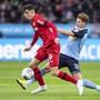 Heiss begehrt: Leverkusens Kai Havertz (links) hat das Interesse der europäischen Top-Klubs geweckt