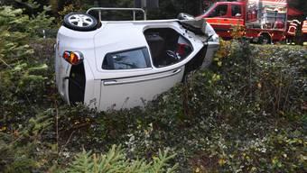 Unfall 3.November, Breitenbach SO