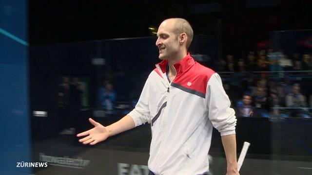 Zürcher Squash-Talent