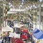 Vom 11. bis am 15. Dezember findet der Liestaler Weihnachtsmarkt statt. (Archivbild)