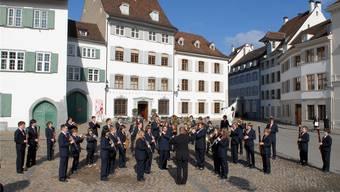 In der Knabenmusik Basel spielen heute mehrheitlich Mädchen – einen neuen Namen soll sie aber nicht nur deshalb erhalten.
