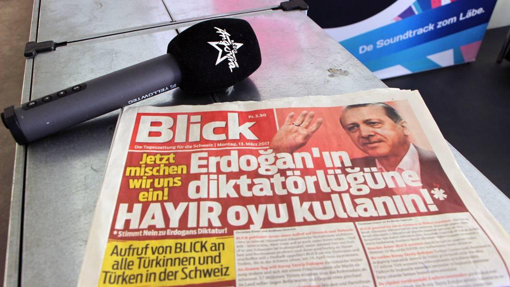 Blick auf Türkisch - Interview mit Christian Dorer