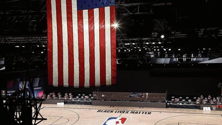 Der Streik der Milwaukee Bucks hat Signalwirkung: Teams und Spieler in der NBA verzichten auf ihre Wettkämpfe.
