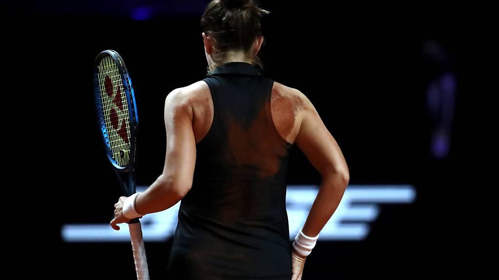 Belinda Bencic verlor in diesem Jahr zwei von drei Partien auf Sand