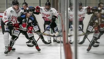 Das Derby zwischen den Red Lions Reinach und den Argovia Stars dürfte in dieser Saison noch spannender werden.