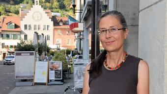 Brigitte Perren Henneck hat sich stark für das Kulturhaus Odeon in Brugg engagiert